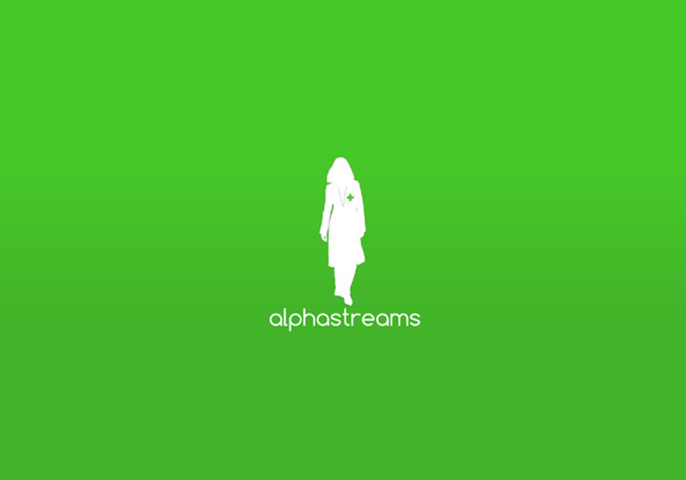 Alphastreams