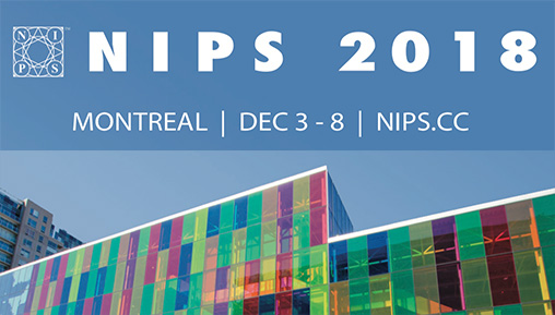 32nd Annual Conference on Neural Information Processing Systems (NeurIPS)